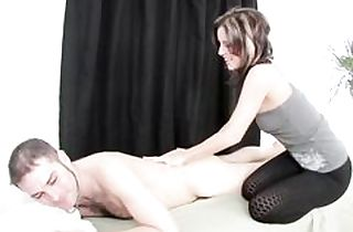 HD brown-haired super-sexy super-bitch was ravaged rock-hard